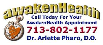 You need Dr. Arlette Pharo if you are looking for a medical physician for your entire family that listens, spends time with you, works with you to address your health needs and offers a holistic integrative approach to Awaken Your Health. Dr. Arlette Pharo, D.O. is a Holistic physician who specializes in Integrative Medicine, a blend of Alternative and Conventional Medicine.
