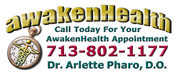 Dr. Arlette Pharo, D.O. Holistic Family Physician and Founder of The Healing Arts Medical Center in Houston, Texas 713-802-1177